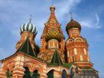 Catedral de San Basilio Moscú. Rusia